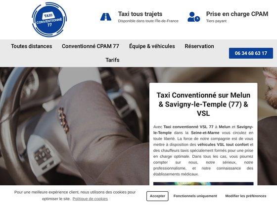 Taxi évasion