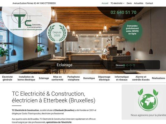 Dépannage électrique : tc electrique