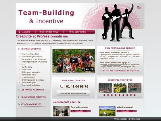Team-building d'entreprises