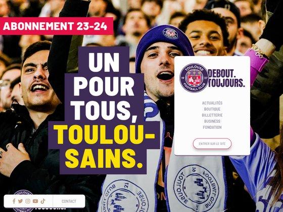 TFC.info - Le site officiel du Toulouse Football Club