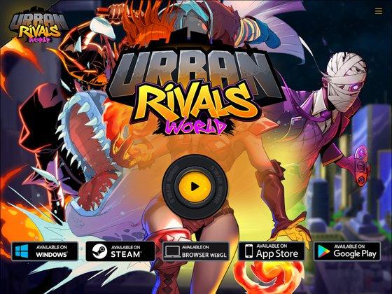 Urban rivals, le jeu de cartes à collectionner sur internet et mobile