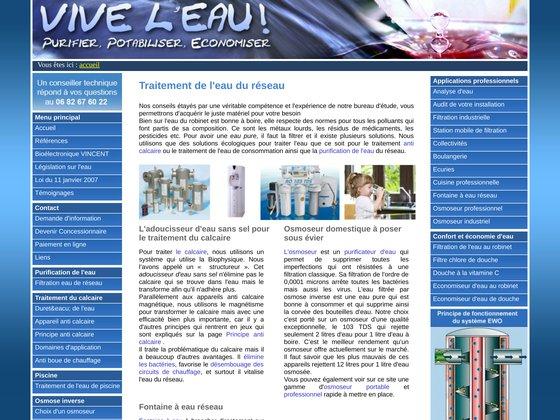 Adoucisseur d'eau écologique EWO