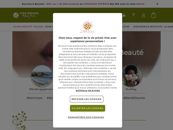 Le Blogzine Yves Rocher