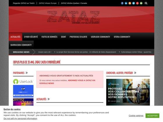 ZATAZ Magazine