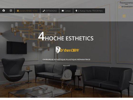 Yohann derhy, chirurgien plasticien à paris