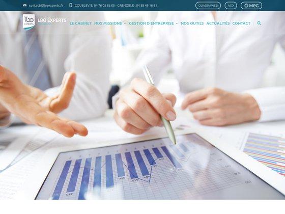 Cabinet d'expertise comptable à Grenoble et Coublevie