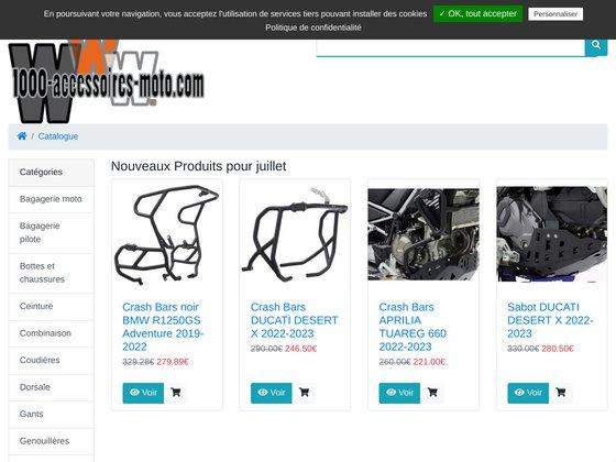 1000 accessoires moto