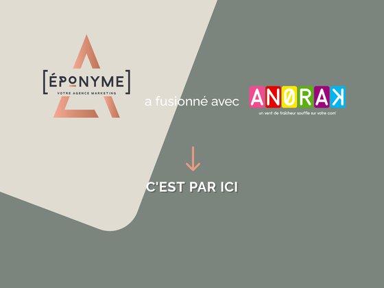 Agence Éponyme : marketing & communication à Chambéry