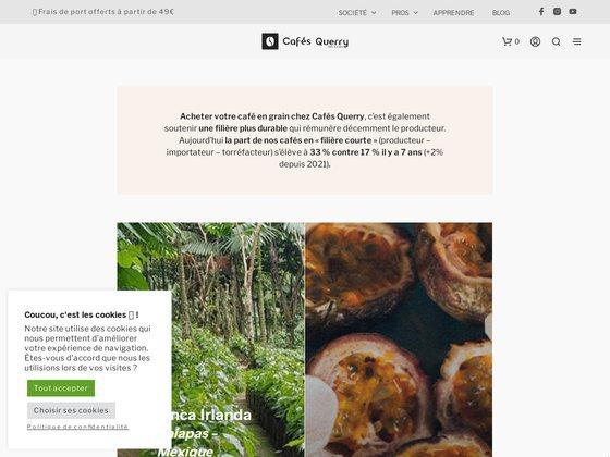 Cafés querry