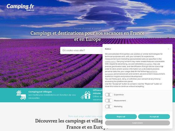 Camping.fr - France