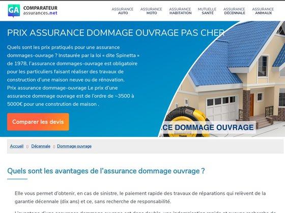 Dommages-ouvrage assurances by eve assurances