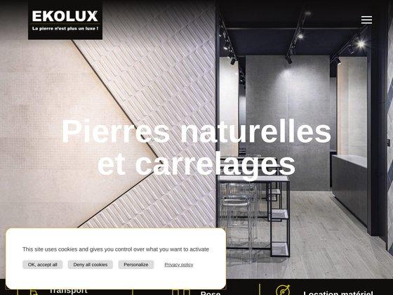 Carrelage - magasin de carrelage ekolux