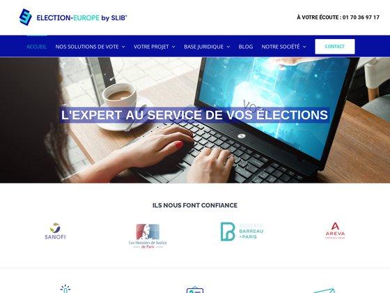 Groupe datamatique - election-europe