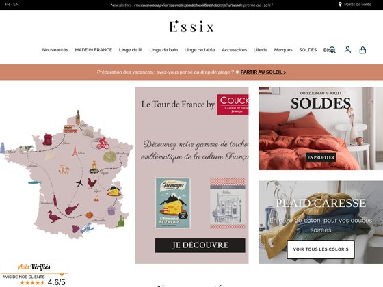 Essix home collection