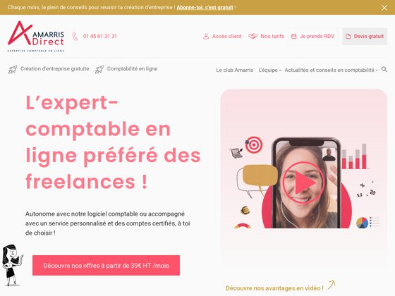 Expert-comptable en ligne