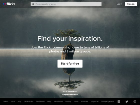 Flickfr - partage de photos