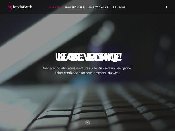 Agence web - web 2.0 : site vitrine et boutique