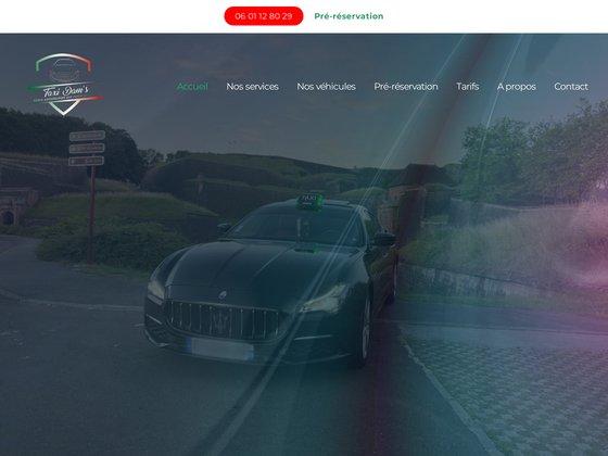 Taxi dam's, luxe et sérénité