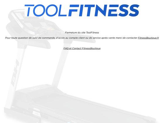 Tool fitness - Musculation - Appareils de fitness