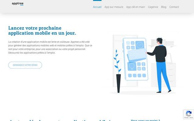 Apptree, votre application mobile