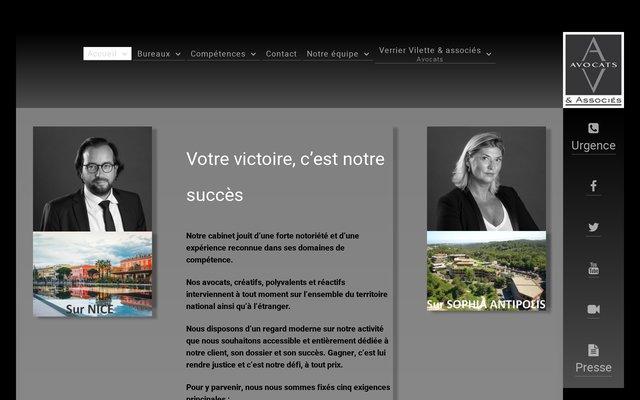 AV Avocats : Cabinet d'Avocats à Nice