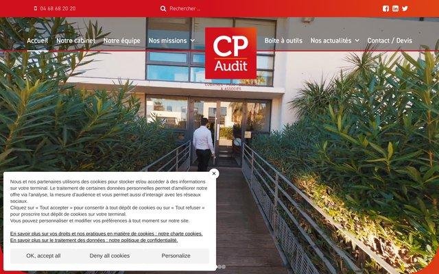 CP Audit - Cabinet d'expertise comptable à Perpignan