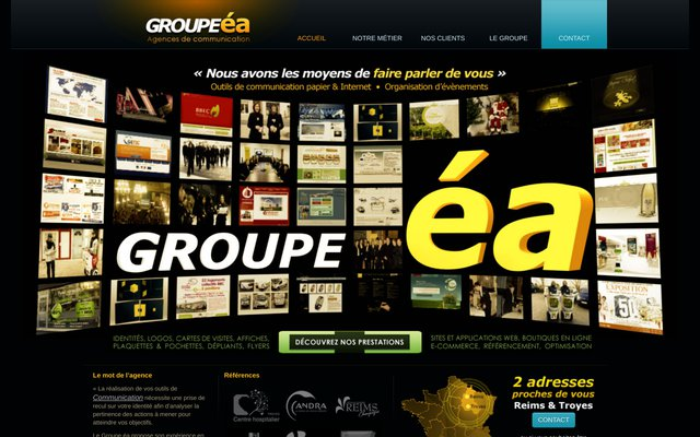 Agence de communication à Troyes et Reims