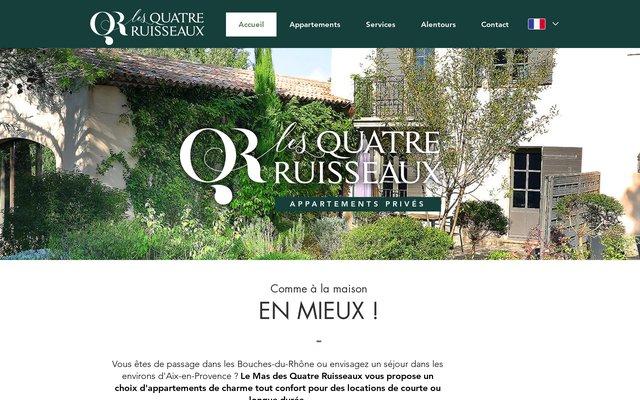 Location d'appartement pour vacances et séjour pro sur Aix en Provence