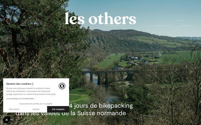 Site d'actualités sur l'art, la musique, la photo, Idées & Influence,... : Les Others