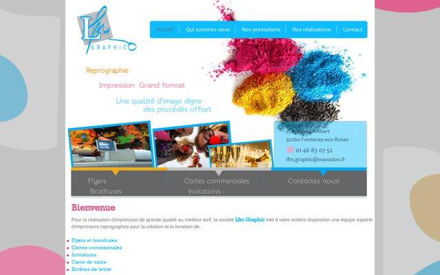 Imprimeur reprographe à Fontenay-aux-Roses : LFM Graphic