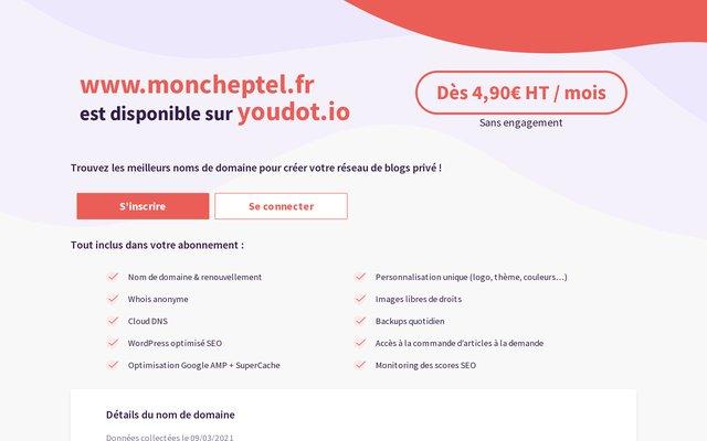 MonCheptel.fr, logiciel de gestion de troupeaux de bovins