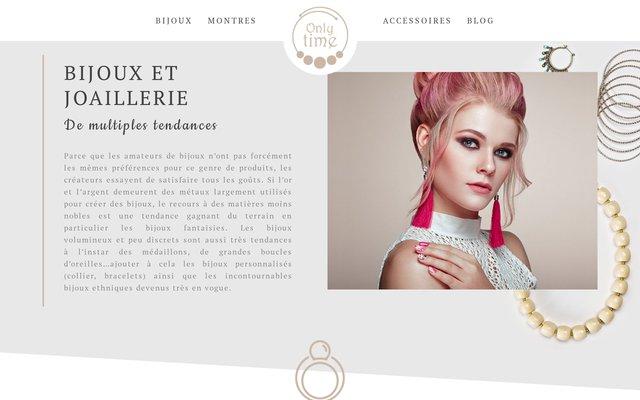 OnlyTime.fr portail d'annonces horlogère