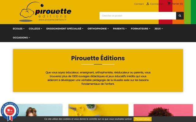 Pirouette Éditions :Découvrez des cultures différentes et des stratégies d'enseignement novatrices !