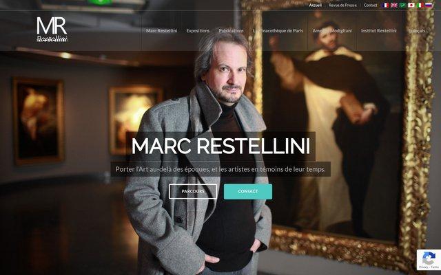 Marc Restellini - Le Site Officiel