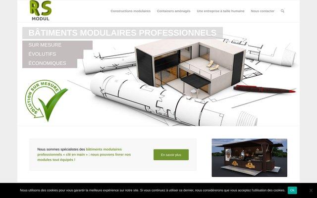 Spécialiste de la construction modulaire en France