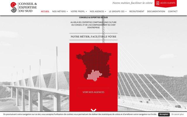 Cabinet d'experts comptables en Aveyron, Hérault et Lozère