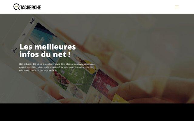 TaCherche.Fr : le site Numéro1 des Petites Annonces Rémunérées