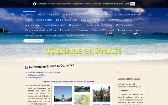Le tourisme et les loisirs en France