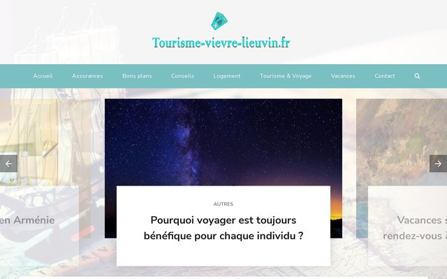 Site officiel de l'Office de Tourisme Vièvre Lieuvin