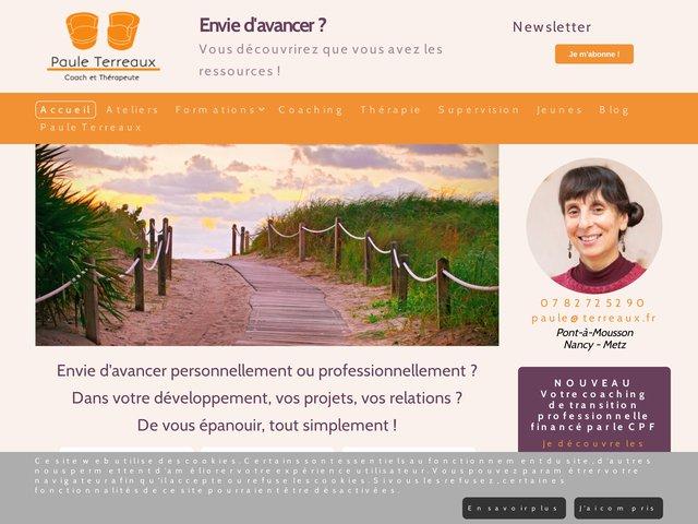 http://www.pauleterreaux.fr/