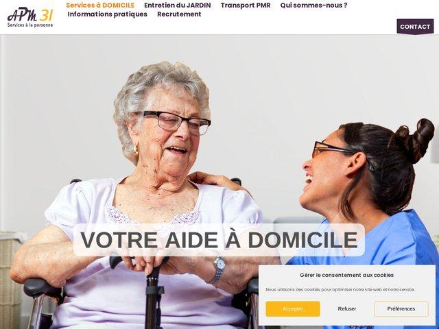 APM3 aide à domicile à Toulouse