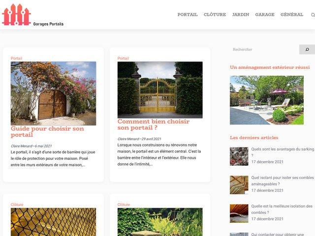Garages-portails.com