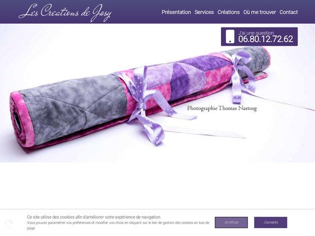 Boutique en broderie et couture dans le Loiret