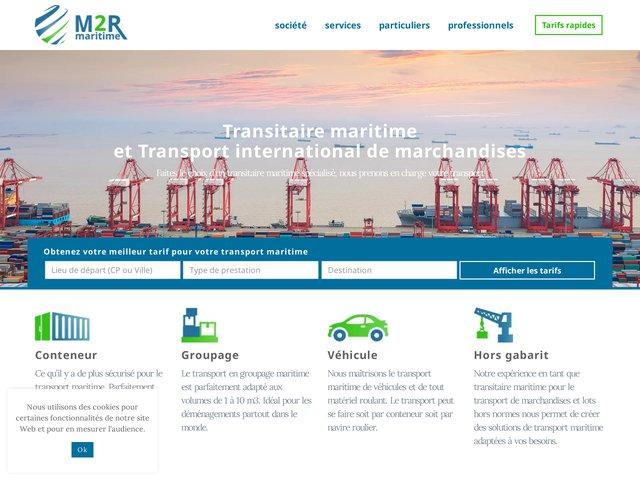 M2R Maritime