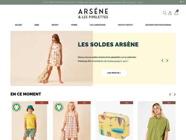Arsene Et Les Pipelettes