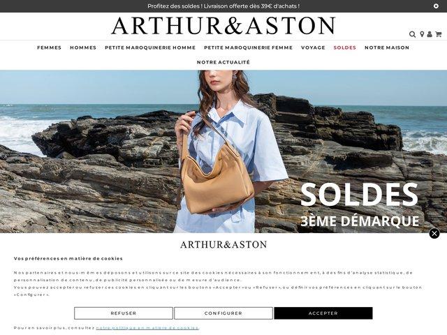 Arthur Et Aston