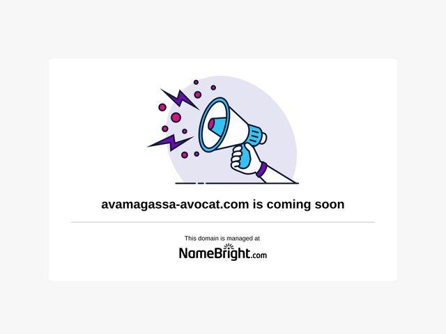 www.avamagassa-avocat.com