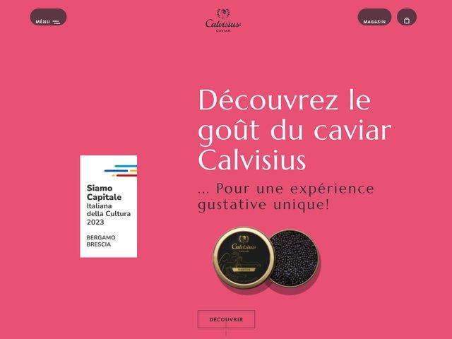 Caviar Calvisius