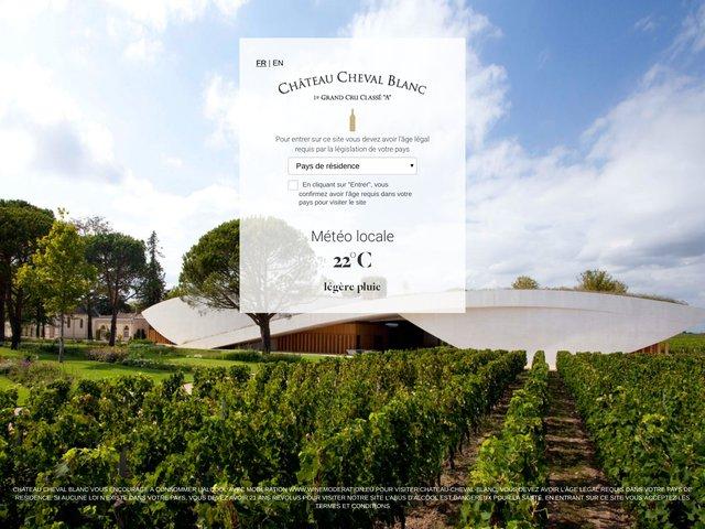Cheau Cheval Blanc