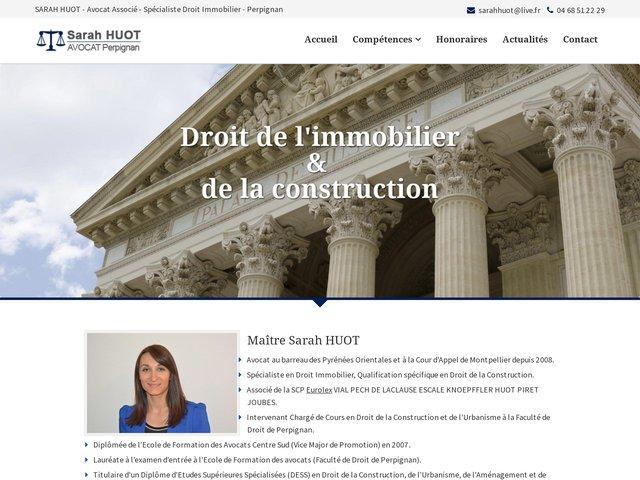 www.huot-avocat-perpignan.fr